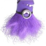 DIY Purple Minion Costume