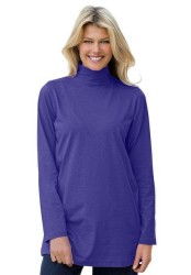 Women's Mock Turtleneck