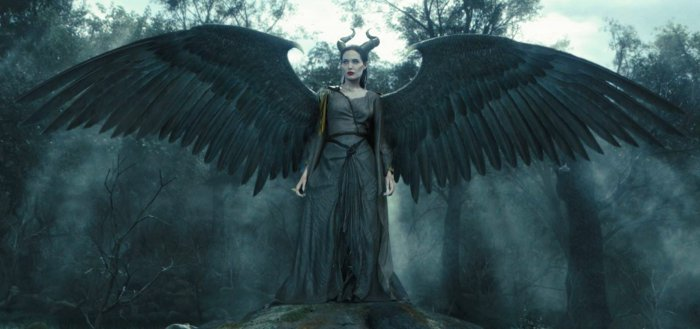 Maleficent in the Moors
