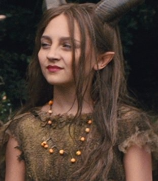 Young Maleficent Necklace Bracelet Treasure Bag