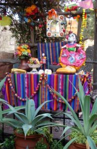 Disneyland Day of the Dead Ofrenda