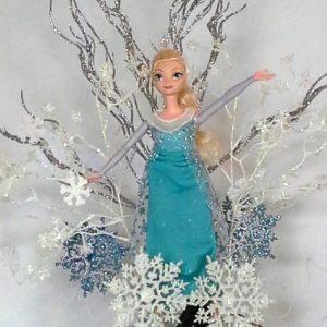 Disney Frozen Elsa Pumpkin