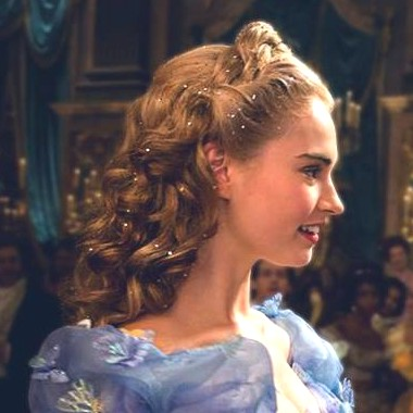 Hairstyle Movie : Cinderella Live Hair Style Ideas