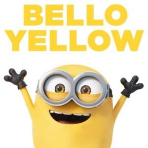 Minion Bello Yellow