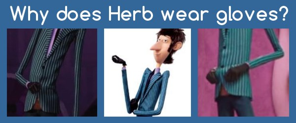 Herb Overkill in Gloves