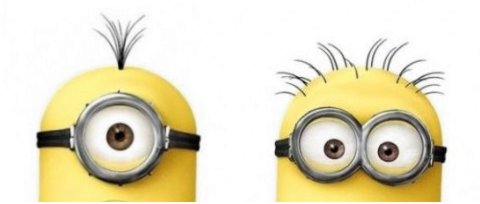 image relating to Minions Eyes Printable called 5 Simple Techniques towards Crank out Minion Goggles or Gles
