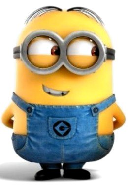 image relating to Minion Symbol Printable referred to as Do it yourself Yellow Minion Costumes the the Foolish Kinds