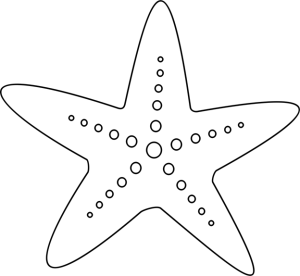 Starfish Template