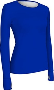 Blue Athletic Top from Amazon