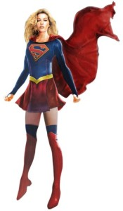 Supergirl Costume Design
