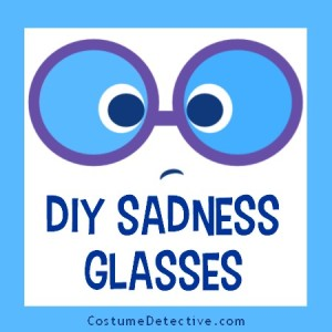 DIY Sadness Glasses