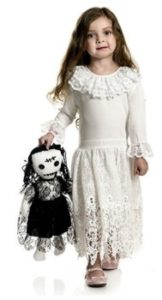Creepy Doll Outfit