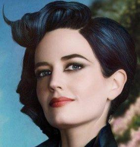 Miss Peregrine Makeup