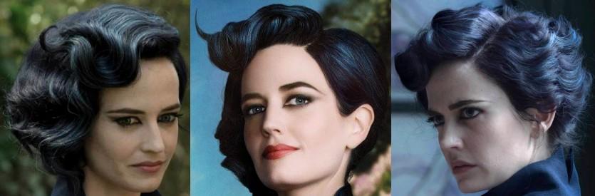 Miss Peregrine Hair Views