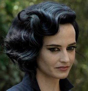 Miss Peregrine Updo