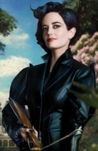 Miss Peregrine's Black Coat